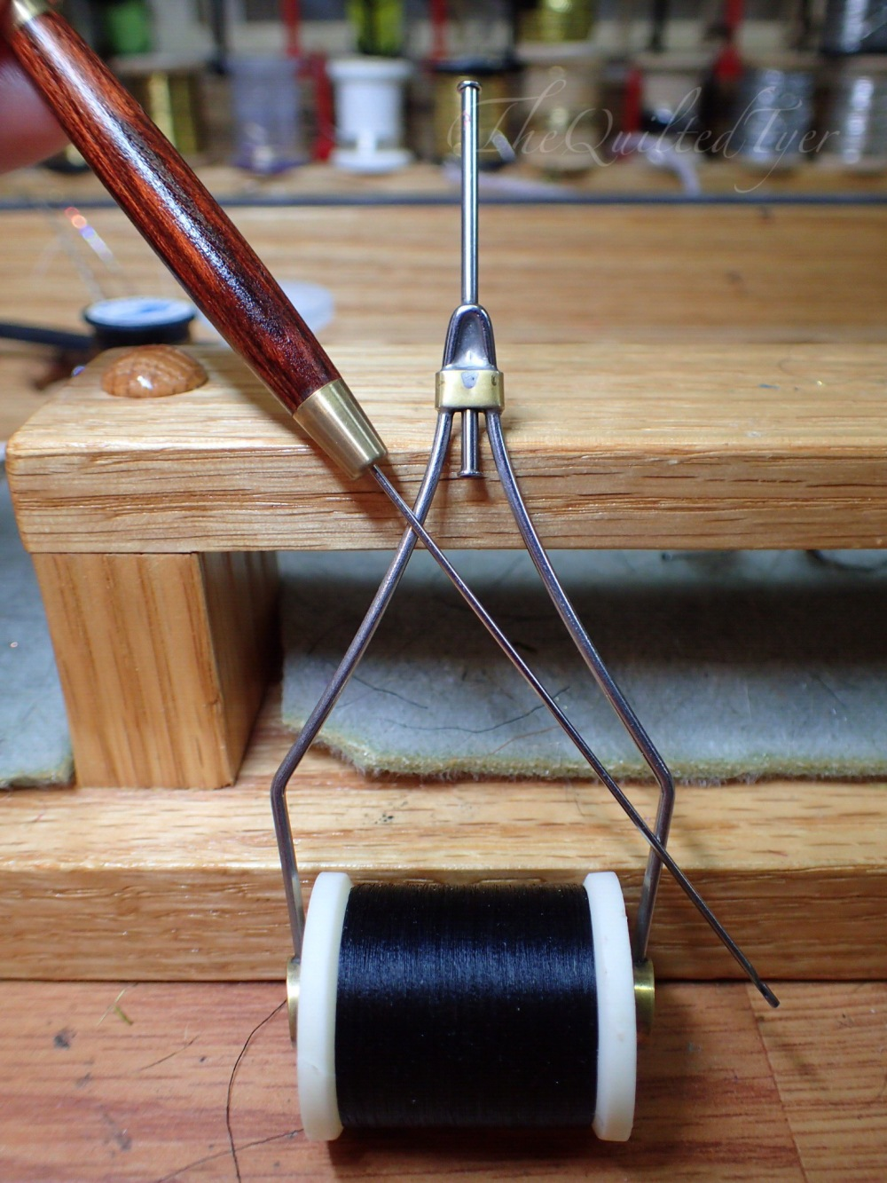 This is my favorite bobbin threader.