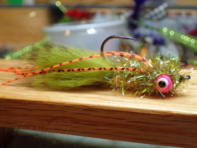 Smallmouth Sparkle Grub