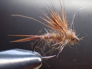 March Brown Floating Nymph