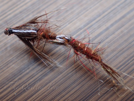 Articulated Iso Nymph