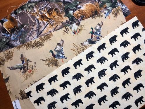 Hunting, mallards and bears