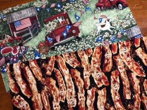 Bacon and picnics