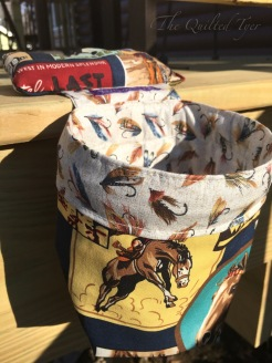Western and flies weighted fly tying scrap bin