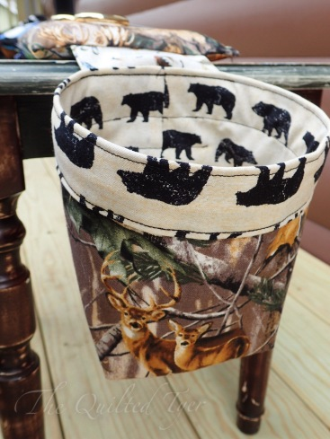 Black bears and deer scrap bin